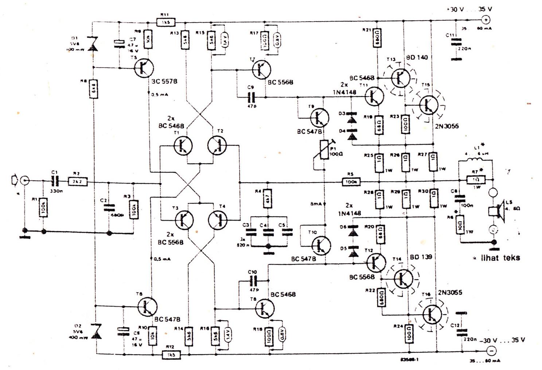 Electronic Power Generator Using Transistor Industrial 2n3055 Circuit Pdf
