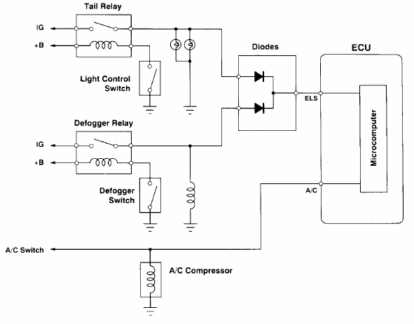 Wiring Diagram For Air Conditioning Compressor : Compressor controller must match the system to