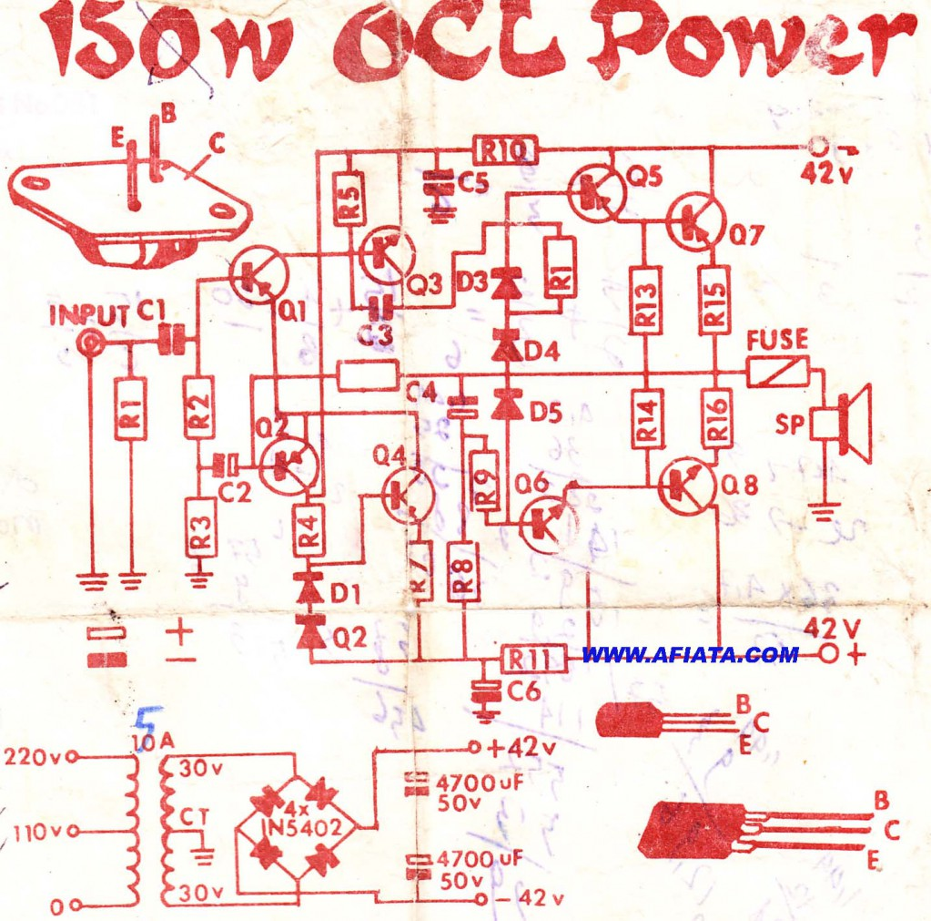 Audio Amplifier Circuit Diagram Using Lm386 Ask Answer Wiring Circuits Apmilifier 2n3055 Mj2955 Simple